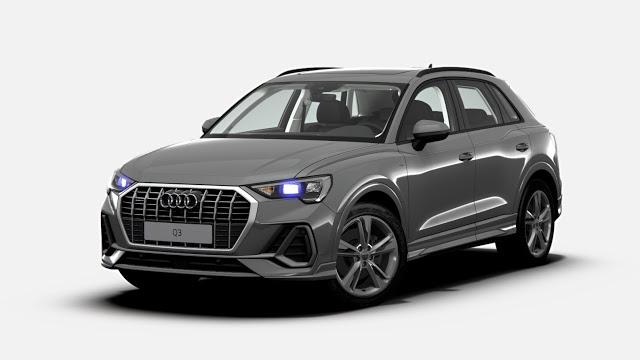 Novo Audi Q3 2020 S-Line chega ao Uruguai por R$ 288 mil